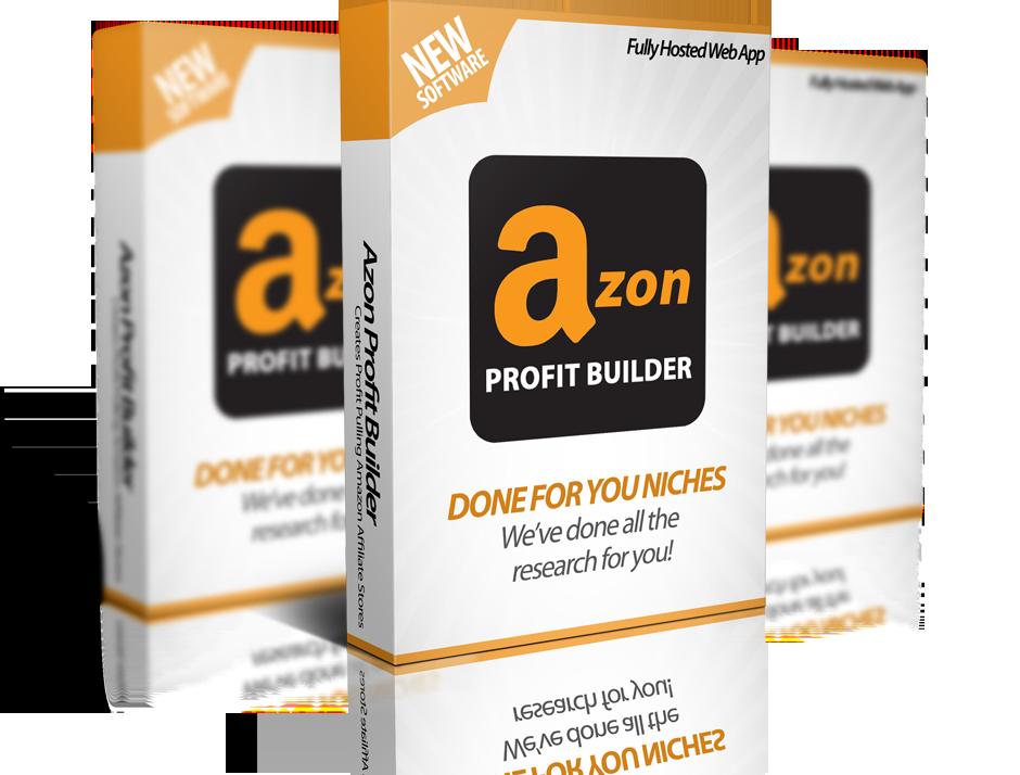 Azon Profit Builder Review – Create Profitable Amazon Sites in 1-Click